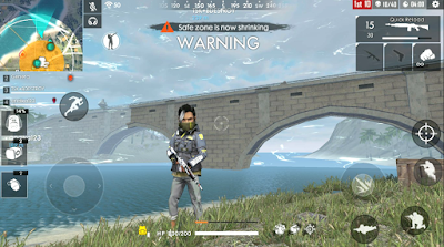 Garena Rilis Mode Terbaru BIG-HEAD Free Fire Advance Server