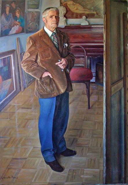 Luis Carrillo Torres, Maestros españoles del retrato, Retratos de Luis Carrillo, Pintores Madrileños, Pintor español, Luis Carrillo, Pintores de Madrid, Pintores españoles, Pintor Luis Carrillo