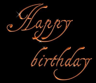 ucapkan happy birthday