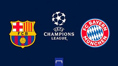 مشاهدة مباراة برشلونة وبايرن ميونخ بث مباشر  14-09-2021 فى دوري أبطال أوروبا