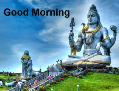 Good Morning Images of Lord Shiva