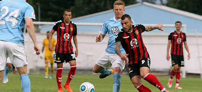 Vardar beats Swedish champion Malmo to advance in the Champions League qualifiers