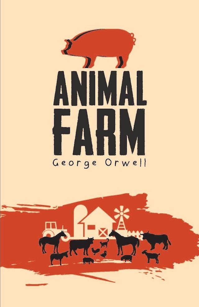 Animal Farm Book Summary in Hindi Chapter 1 - एनिमल फार्म भाग १