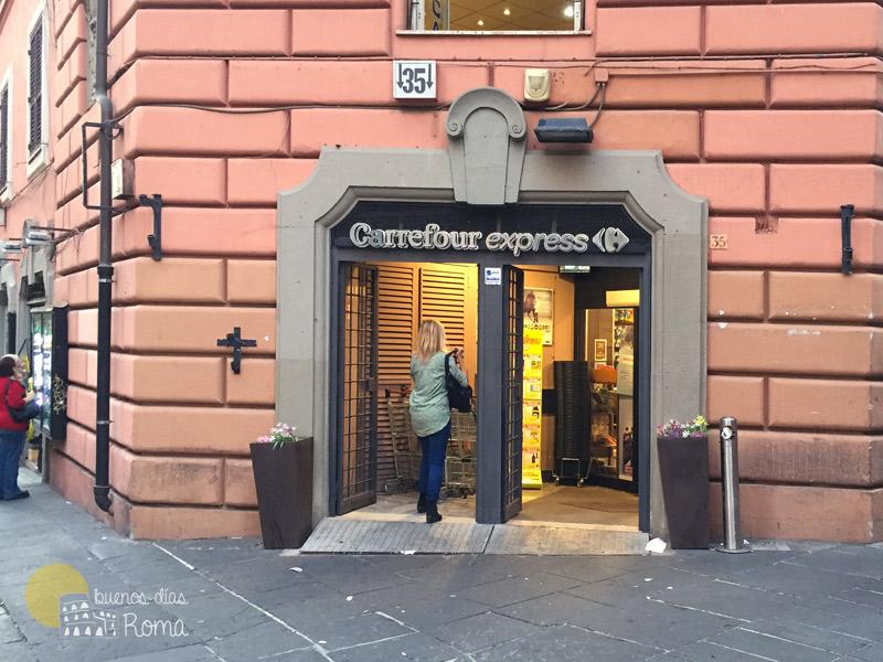 Supermercado Carrefour Market Roma