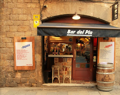 Bar del Pla en Barcelona