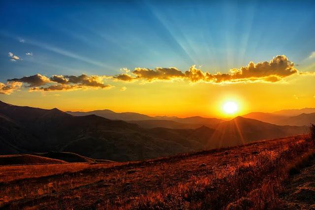 Cara Menentukan Arah Kiblat di Gunung, Wajib Kalian Ketahui