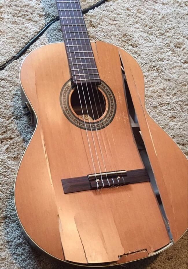 26 Times Life Went Unbelievably Wrong - 'That's my dad's $800 guitar. I'm dead.'