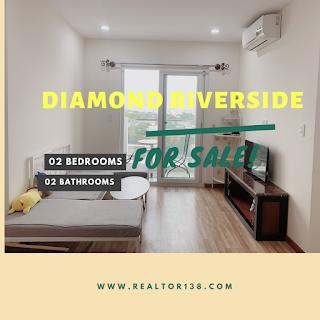 bán diamond riverside block c tầng 20