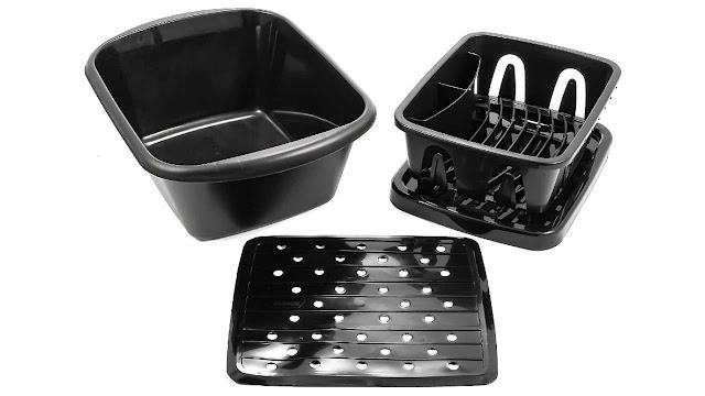Camco 43518 Black Sink Kit