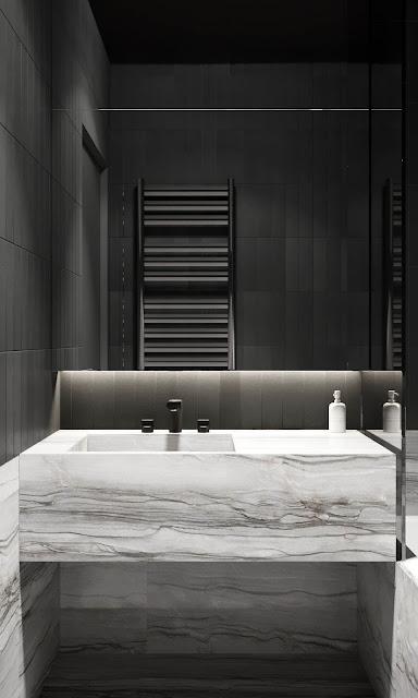 Smart Bathroom Design