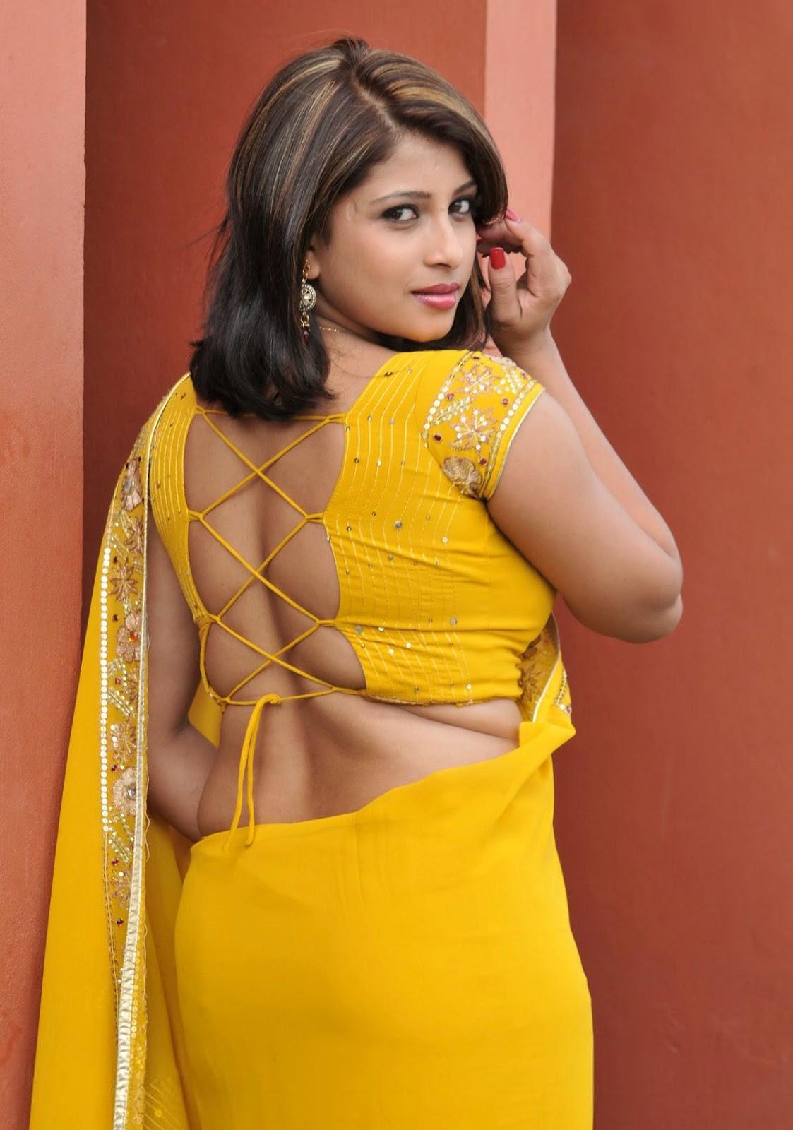 saree photoshoot pics
