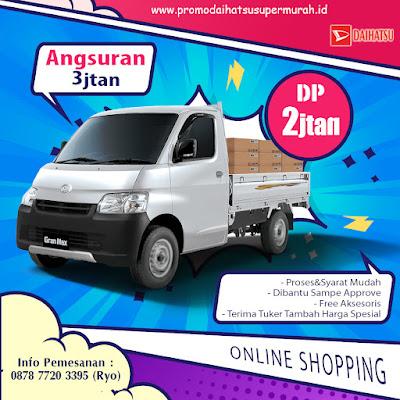 Promo Daihatsu Gran Max Pick Up