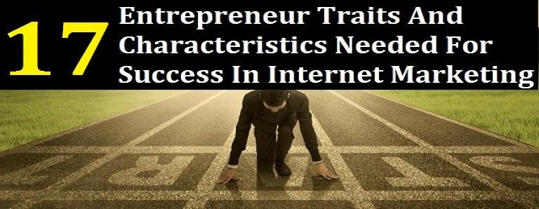 successful entrepreneur characteristics of entrepreneur