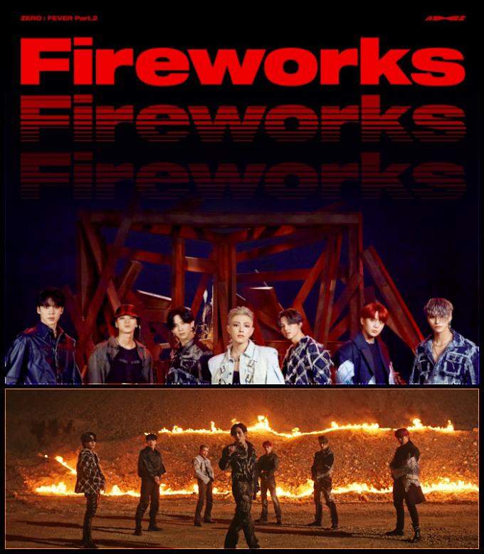 ATEEZ(에이티즈) - 'Fireworks (I'm The One)'