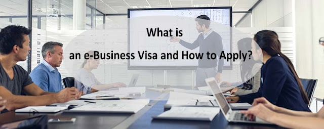 What Is An E-Business Visa And To Apply?