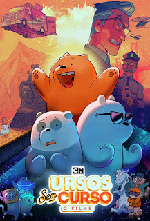 Ursos Sem Curso: O Filme - HDRip Dublado