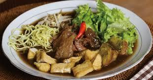 Bumbu dan Resep Tahu Campur Spesial Surabaya dan Lamongan