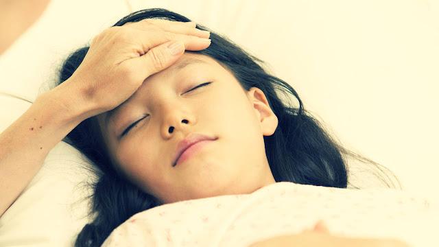 agar anak tidak kejang saat demam