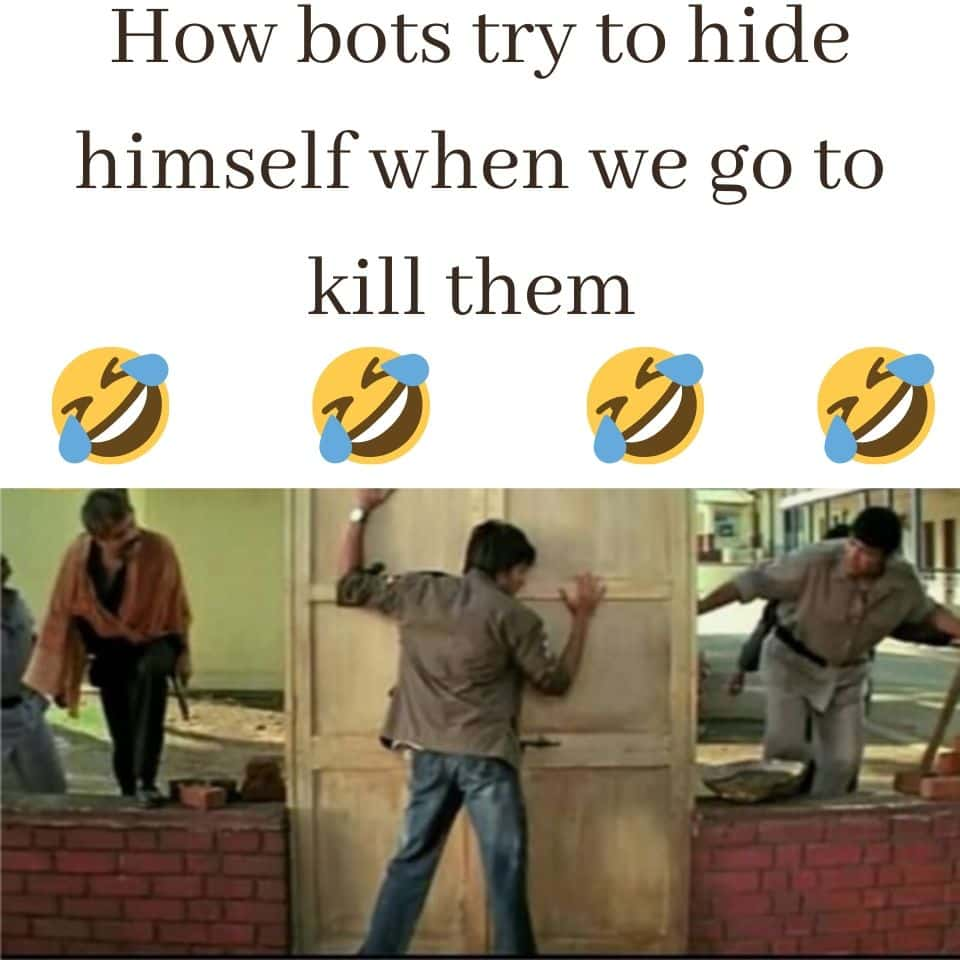 bots-try-to-hide-himself-when-we-go-to-kill-them-funny-desi-pubg-memes