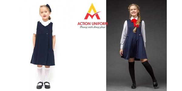 Mẫu đồng phục tiểu học 2