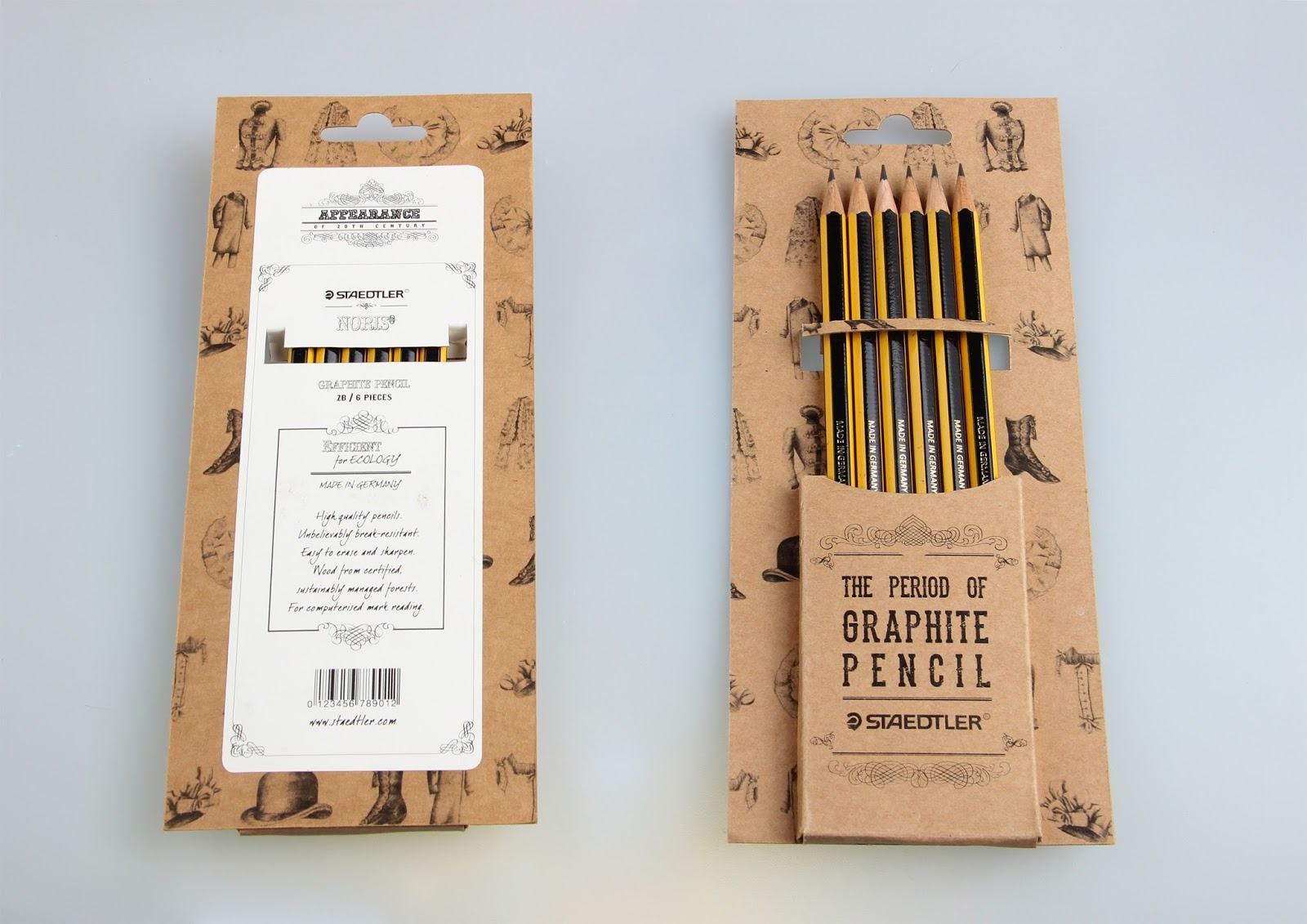 Staedtler Limited Edition Packaging Student Project On
