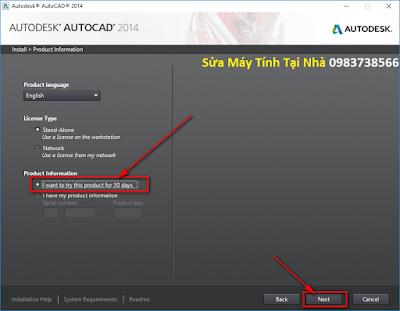 Hướng dẫn cài AutoCad 2012