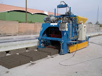 Concrete Block Making Machine Egg laying