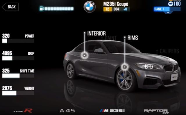 Best Cars in CSR2