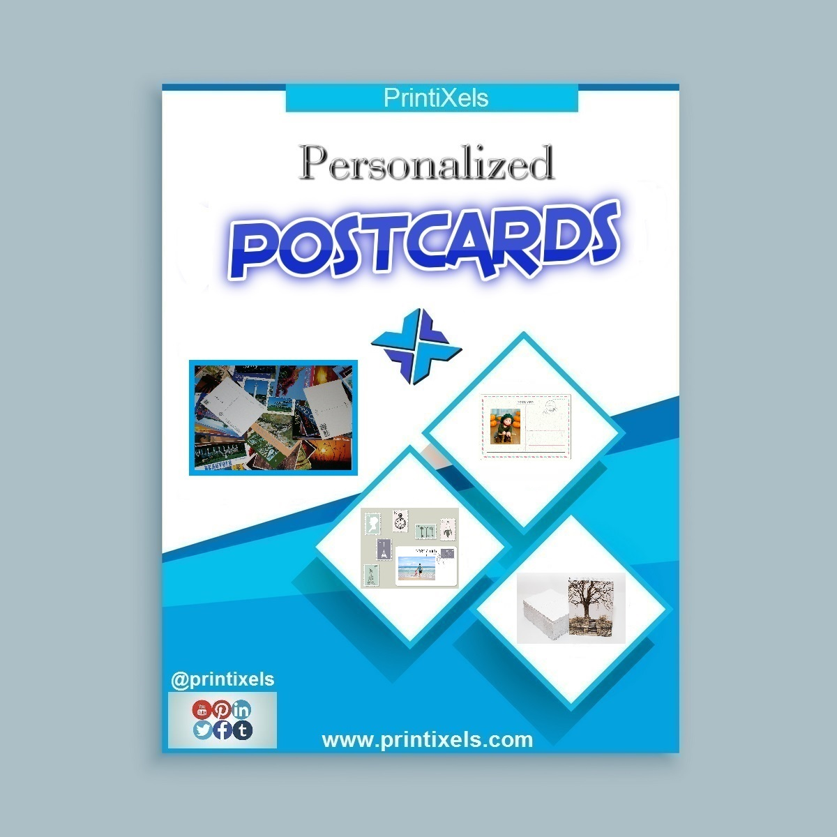 Personalized Photo Postcards Printixels Philippines