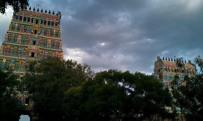 Tamilnadu Tourism: Mangalanathaswamy Temple, Uthirakosamangai,  Ramanathapuram