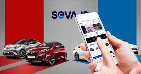 Jual Mobil Bekas Online di SEVA