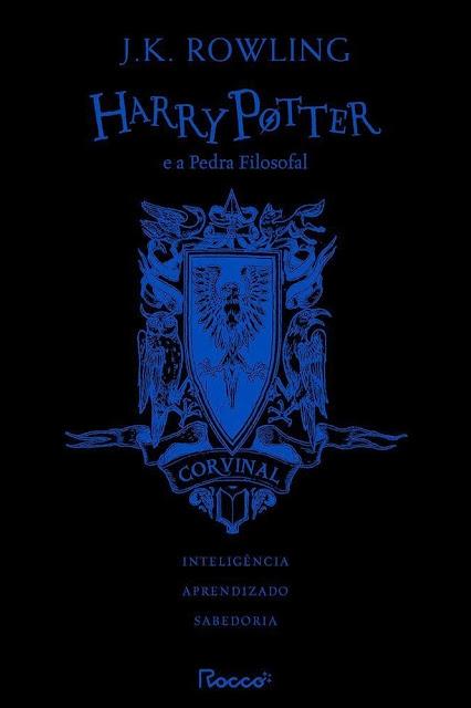 Editora Rocco e Submarino lançam Edição das Casas de 'Harry Potter e a Pedra Filosofal'   Ordem da Fênix Brasileira