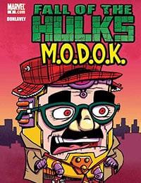 Fall of the Hulks: M.O.D.O.K.