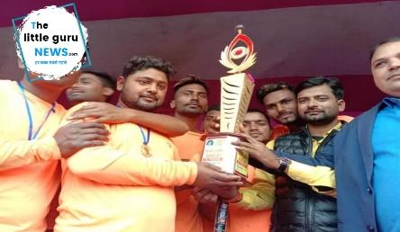 रोमांचक फाइनल में चैलाहा ने कोल्हुअरवा को 7 रनों से हराया