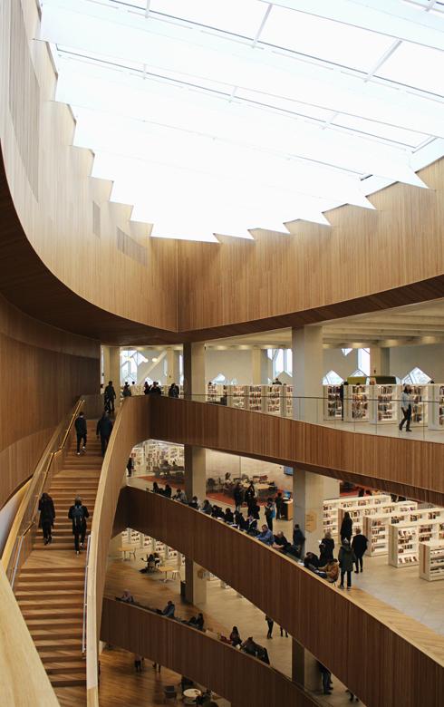 Central Library Calgary Alberta