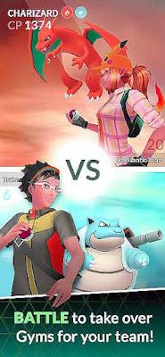 Pokemon GO Mod Apk Unlimited