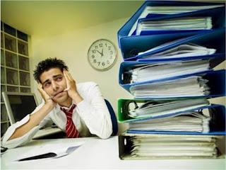 Персональная система работы с информацией нужна, чтобы преодолеть информационные завалы и стрессы