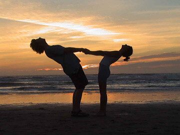 partner yoga poses for couples yogakarlo  updated
