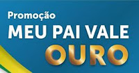 Promoção 'Meu pai vale ouro' Nilópolis Square