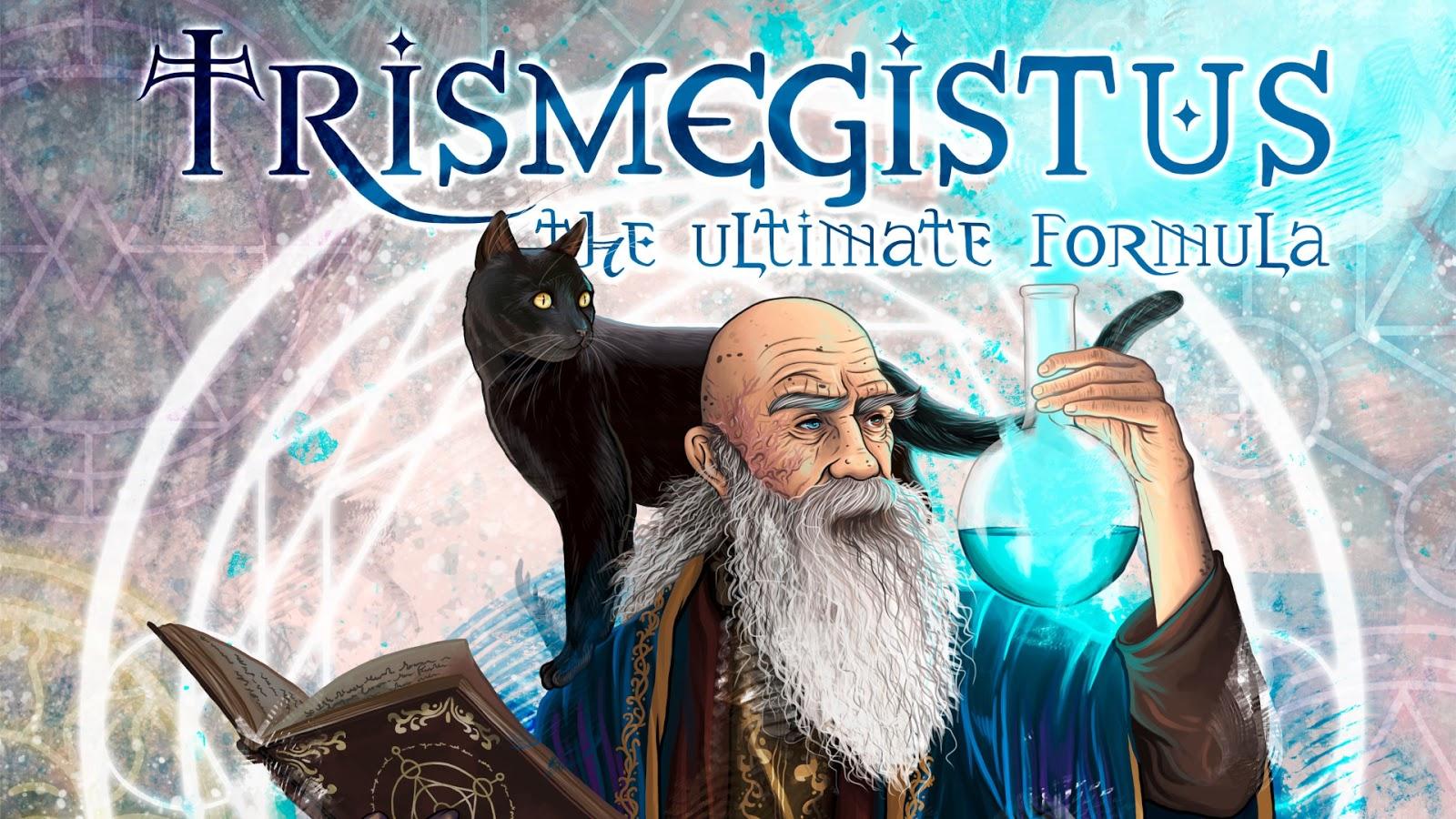 Board Game News  Trismegistus  Daniele Tascini Board and Dice Announcement