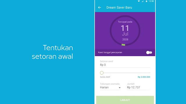 3 Fitur Aplikasi Jenius Digital Banking