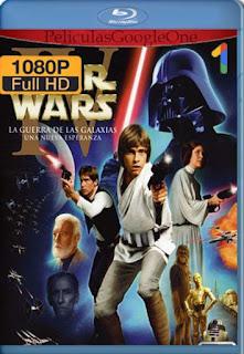 Star Wars Episodio 4: Una Nueva Esperanza[1080p BRrip] [Latino-Inglés] [GoogleDrive] LaChapelHD