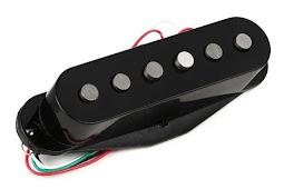 perbedaan pickup gitar aktif dan pickup pasif