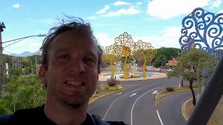 Sven in Nicaragua