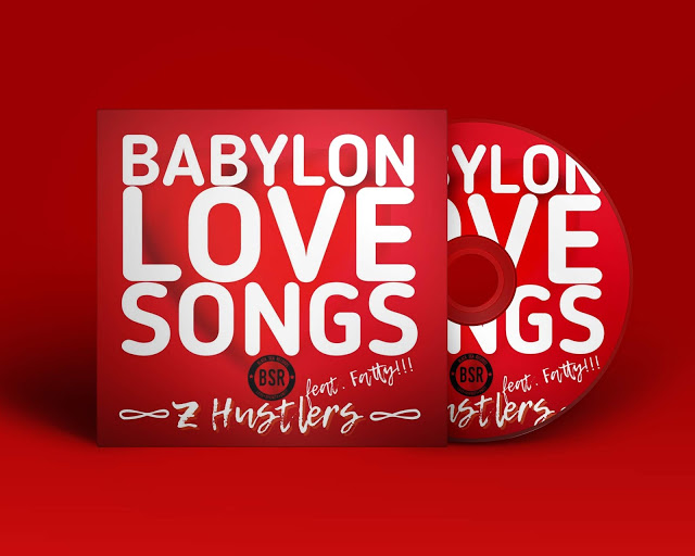 """Fatima Ezzahra collaborates with zHustlers and releases """"Babylon Love Songs"""" – gift for the Valentine's Day!"""