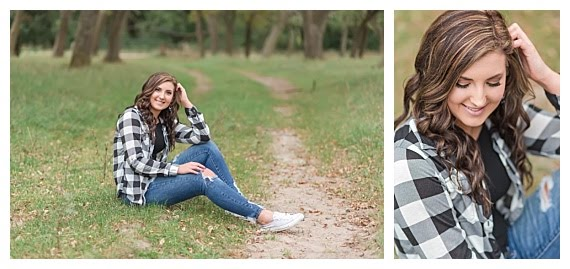 Fall Senior Session with Kerri D Photography