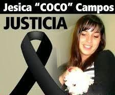 Resultado de imagen para justicia por jesica coco campos