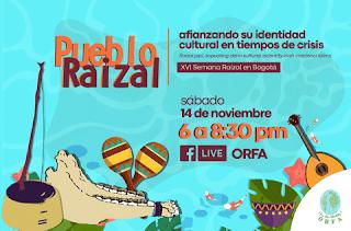 XVI Semana Raizal en Bogotá