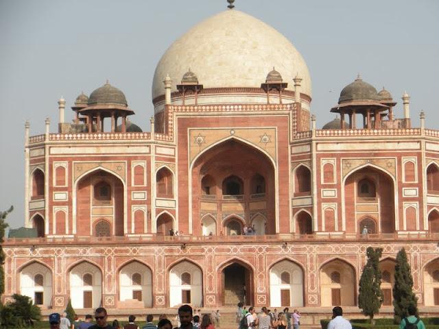 Delhi in 3 days: Humayun's Tomb