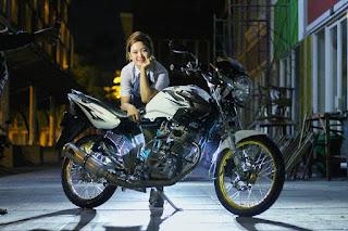 Kumpulan Foto Modifikasi Honda Tiger Revo jari-jari